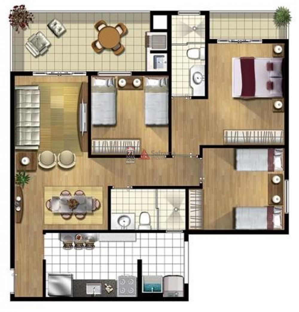 Alugar Apartamento / Padrão em São José dos Campos R$ 2.200,00 - Foto 24