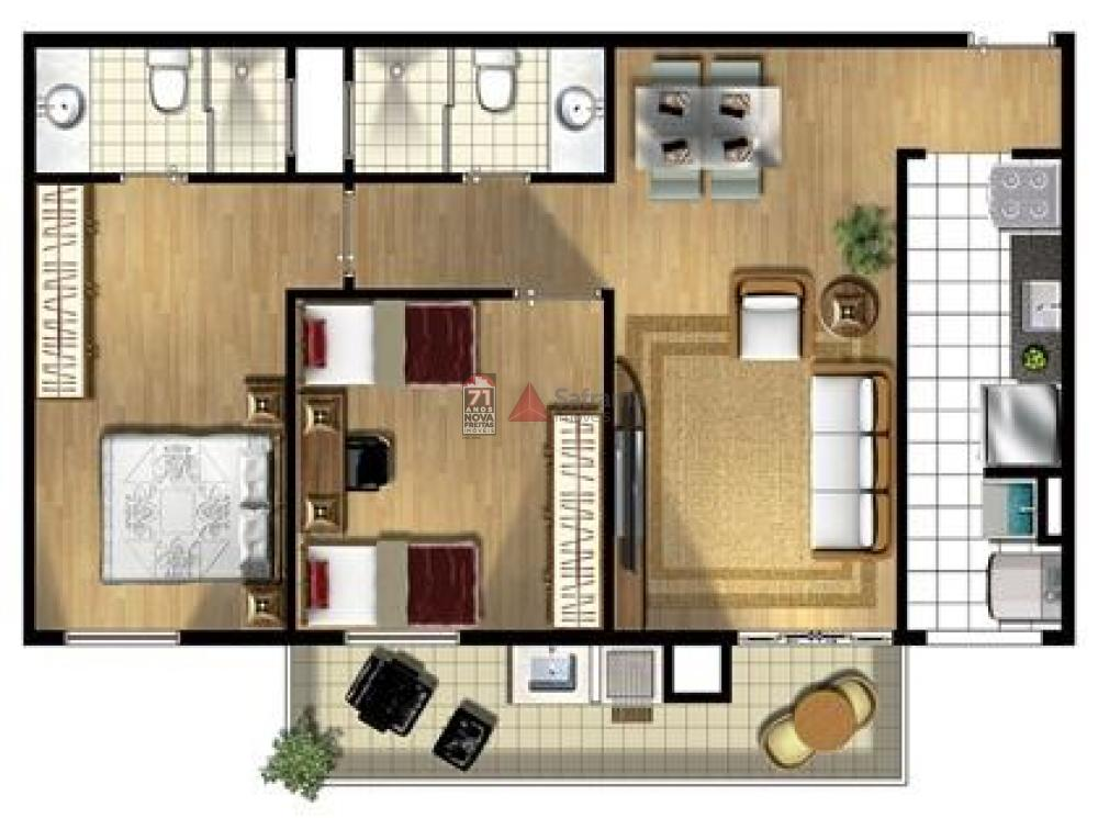 Alugar Apartamento / Padrão em São José dos Campos R$ 2.200,00 - Foto 26