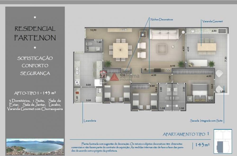 Comprar Apartamento / Padrão em Caraguatatuba R$ 1.200.000,00 - Foto 5