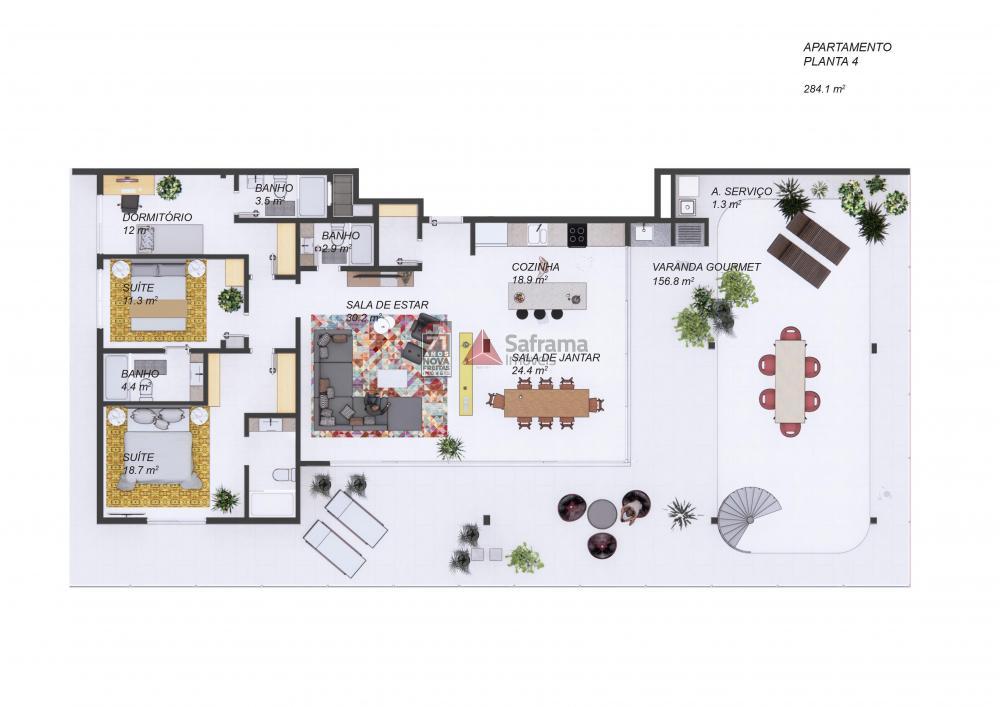 Comprar Apartamento / Padrão em Ubatuba apenas R$ 1.354.279,00 - Foto 5