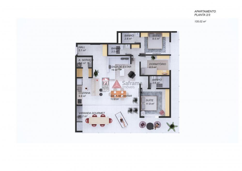 Comprar Apartamento / Padrão em Ubatuba apenas R$ 1.354.279,00 - Foto 6