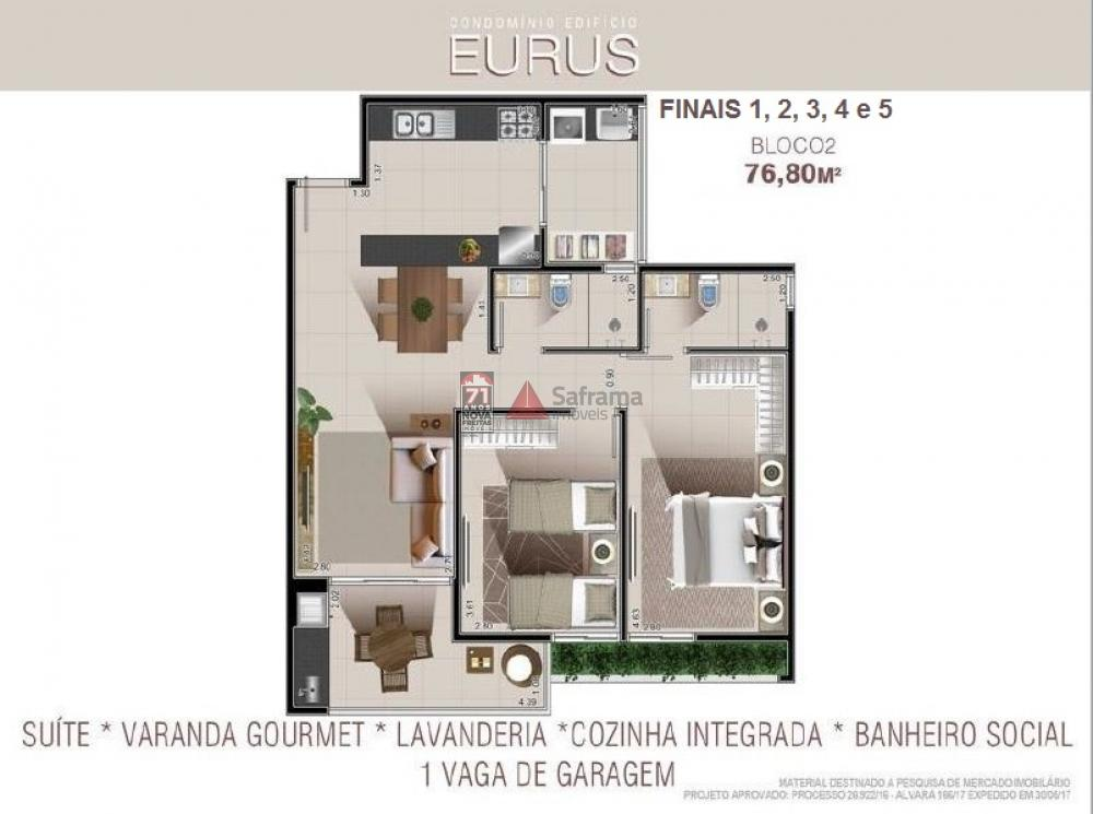 Comprar Apartamento / Padrão em Caraguatatuba apenas R$ 560.000,00 - Foto 2