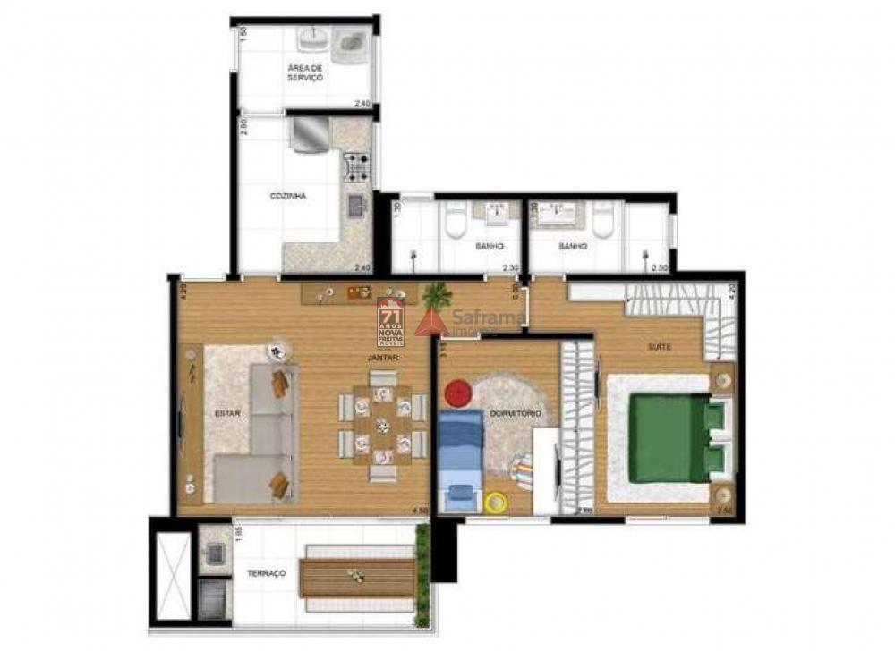 Comprar Apartamento / Padrão em São José dos Campos apenas R$ 610.000,00 - Foto 39