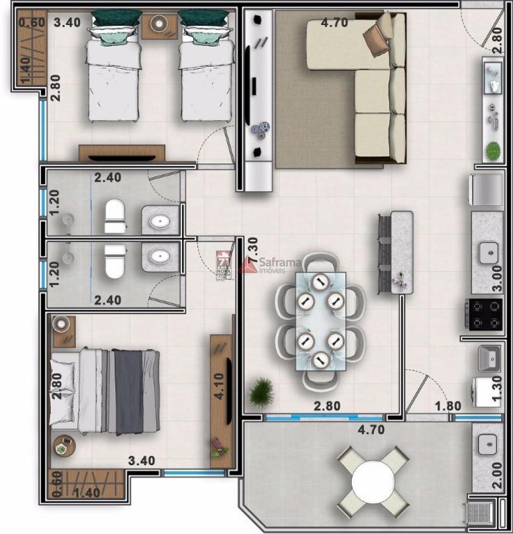 Alugar Apartamento / Padrão em Caraguatatuba R$ 2.200,00 - Foto 19