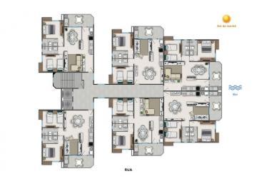 Alugar Apartamento / Padrão em Caraguatatuba R$ 2.200,00 - Foto 20