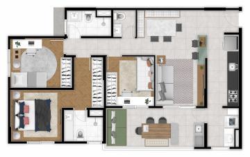 Alugar Apartamento / Padrão em São José dos Campos. apenas R$ 736.000,00