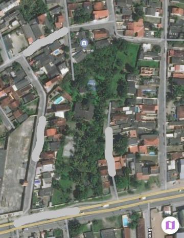 Caraguatatuba Pereque Mirim terreno Locacao R$ 9.000,00  Area do terreno 1680.00m2