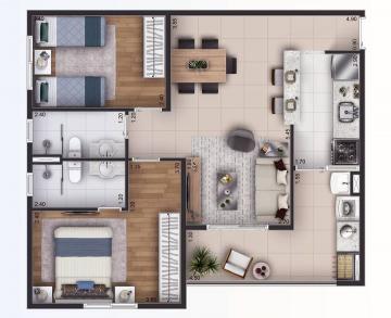 Apartamento / Padrão em São José dos Campos , Comprar por R$280.000,00