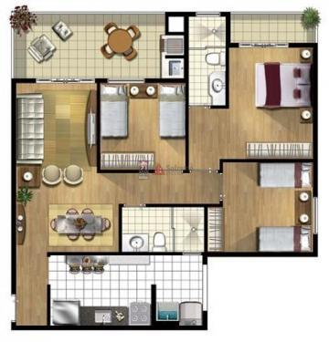 Comprar Apartamento / Padrão em São José dos Campos R$ 660.000,00 - Foto 7