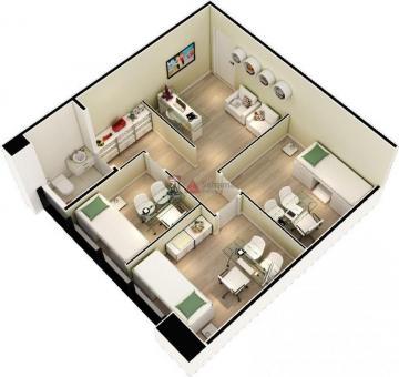 Comercial / Sala em condomínio em São José dos Campos Alugar por R$15.308,00