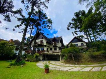 Alugar Casa / Sobrado em Condomínio em Campos do Jordão. apenas R$ 3.400.000,00